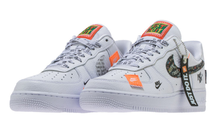 【2018/06/28発売予定!】NIKE AIR FORCE 1 PREMIUM LOW JUST DO IT