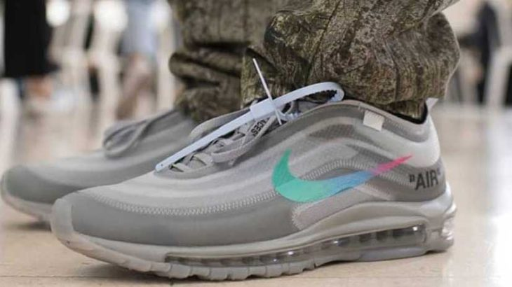 【2018/11/10発売予定】OFF-WHITE × NIKE AIR MAX 97 3COLORS