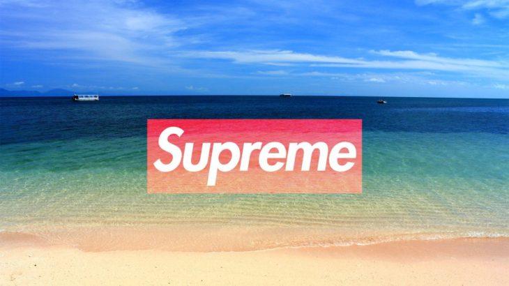 【WEEK18】Supremeで2018/06/23に発売予定の新作アイテム一覧