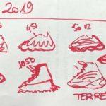 2019年にリリース予定のYEEZYラインナップの全貌をKanye Westが明らかに!