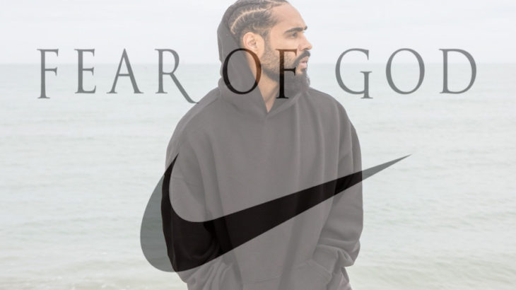 "【2018年FWリリース予定!】FEAR OF GOD × NIKEコラボ""AIR FEAR OF GOD 1"""