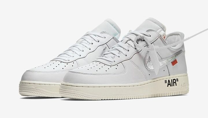 "【2018FW】Off-White × Nike Air Force 1 Low ""ComplexCon""がSNKRSでリストック予定"