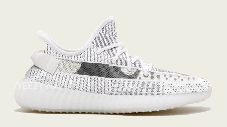 【2018年12月販売予定!】ADIDAS ORIGINALS YEEZY BOOST 350 V2 STATIC